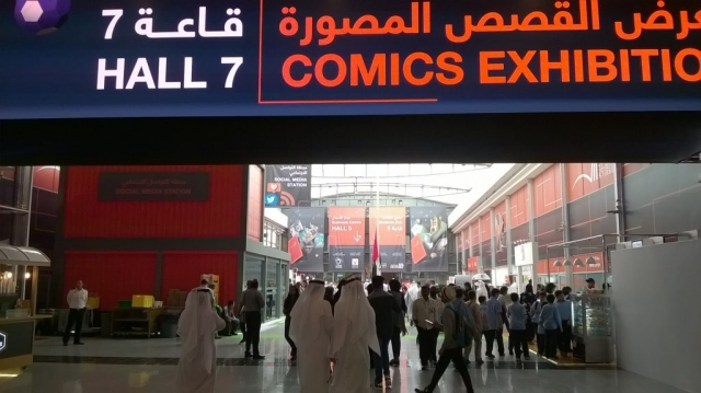 A photo from the Sharjah International Book Fair
